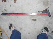 1984  Polaris Indy Trail 440 snowmobile: RIGHT SIDE TRAILING ARM