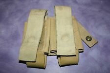 BLACKHAWK DBL MAG POUCH, COYOTE, USED