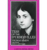 Tess of the D'Urbervilles (Norton Critical Editions) by Thomas Hardy
