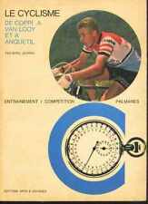 FAUSTO COPPI JACQUES ANQUETIL RIK VAN LOOY Cyclisme cycling ciclismo STEENBERGEN