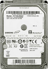 "SAMSUNG Spinpoint 750GB SATA 3.0Gb/s 2.5"" internal Hard drive factory sealed"