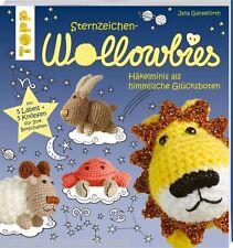 Sternzeichen Wollowbies * Häkelminis als himmlische Glücksboten * TOPP 6460