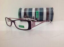 United colors of BENETTON occhiale da vista junior modello 086 il frontale12,cm
