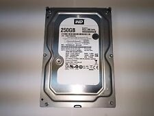 Western Digital WD2500AAJS-00YZCA0 250GB DCM: HANNHT2MH SATA 3.5 TESTED & Wiped!