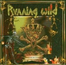 "Running Wild ""Rogues en vogue"" CD mercancía nueva!!!"