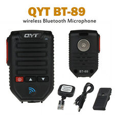 BT-89 Wireless Handheld Speaker Microphone For QYT KT-7900D KT-8900D Car Radio