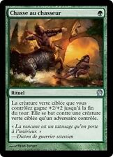 MTG Magic THS - (4x) Hunt the Hunter/Chasse au chasseur, French/VF
