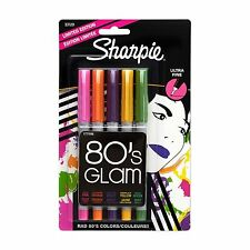 Sharpie Ultra-Fine-Point Permanent Marker 5-Pack Limited-Edition Colored Markers