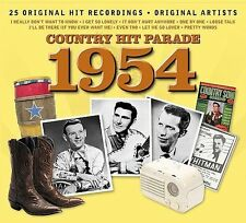 Country Hit Parade-1954 Country Hit Parade 1954 CD