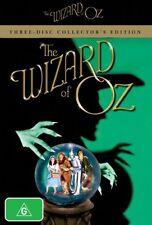 The Wizard Of Oz (DVD, 2007, 3-Disc Set) region 4