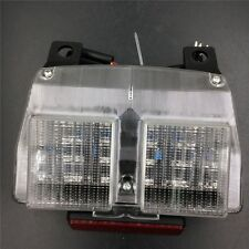 Clear Led Tail Brake Light Turn Signals For 2002 2003 Ducati 748 916 996 998