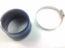 air intake silicone hose rubber Reducer joiner Pipe Adapter Connecter Tube  clip