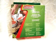 Coleman 5-piece Aluminum Mess Kit NIB