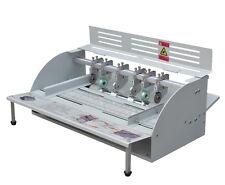 AC220V Electric Paper Creasing Machine Book Cover Creasing Machine Paper Dotted
