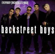 Everybody Backstreet Boys Audio CD