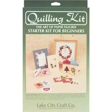 Lake City Craft Quilling Starter Kit - 212905
