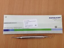 Dental Plugger Back Action Filling Instruments Plg.9/10 Surgimax CE