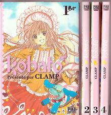 KOBATO tomes 1 à 4 CLAMP Manga en français shojo SERIE