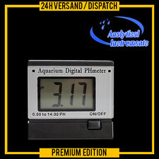 PH-METER MESSGERÄT MESSER TESTER AQUARIUM MINI PH MESSGERÄT **220V**  P06