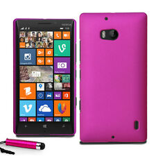For Nokia Lumia 930 Armour Hard Shell Case Cover + Screen Protector + Stylus