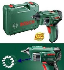 Bosch PSR Select 3.6 V / 240 V Lithium-ion cordless screwdriver