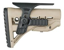 GSPCP-S by FAB Defense CHEEK REST KIT WITH DUAL PICATINNY RAILS FOR GL-SHOCK