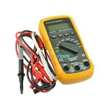 MS8233E Digital Multimeter LCD AC/DC Resistance Capacitance Tester Ammeter New