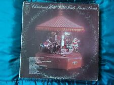 Christmas With RITA FORDS Music Boxes US pressing rare ~ VG / VG