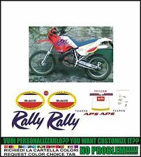 kit adesivi stickers compatibili tuareg 125 rally 1990