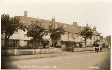 King John's Palace Star & Garter Pub Colnbrook Nr Datchet Slough RP old pc