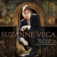 Suzanne Vega Tales from the Realm of the Queen of Pen CD