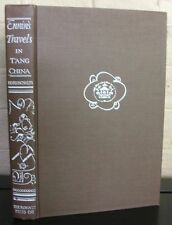 Ennin's Travels in T'ang China. Edwin O. Reischauer - 1955 1st edition.