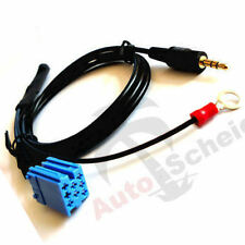 AUX IN Interface Adapter Kabel für AUDI Chorus Concert Delta Symphony Navi Plus