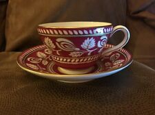 Wedgwood Bone China Made In England Tea Cup And Saucer