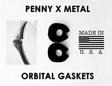 Oakley Penny Orbital Gaskets X Metal Rubber Replacement Lens Gasket Shocks