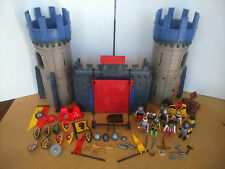Playmobil Catapult Castle + Knights and Accessories