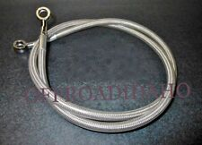 "SNOWMOBILE 6"" EXTENDED BRAKE LINE POLARIS PRO RMK 2011 2012 2013 11 12 13 36.5"""
