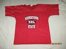 Youngstown State Penguins Football Jersey Youth Large 12-14 YSU NCAA RARE NICE