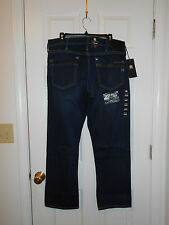 NWT Rock & Republic Straight Neil Leg Jeans Mens W36 L30  Amplify MSRP $88