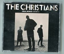 The Christians Maxi-CD IDEAL WORLD Remix © 1987 UK-4-track # CID 347 Funk Soul