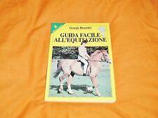 georgie henschel guida facile all'equitazione ,1992 brossura cucita