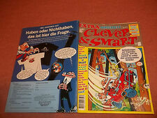 CLEVER & SMART***COMIC***ALBUM***NR.30***EXTRA***
