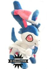 POKEMON SYLVEON SHINY PELUCHE 30 CM pupazzo plush eevee Nymphali volpe Feelinara