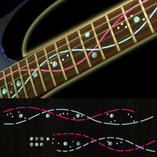 DNA / Steve Vai Fret Markers Inlay Sticker Decal Guitar