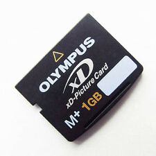 Olympus XD 1GB Picture Memory Card  M+ M-XD1GMP Genuine Brand New Free Shipping