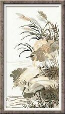 "Counted Cross Stitch Kit RIOLIS - ""Herons"""