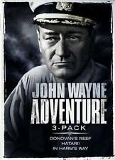 John Wayne Adventure Collection New DVD