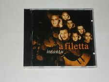 A Filetta Intantu. 15 Track CD Album. Deda/Virgin France 2002.