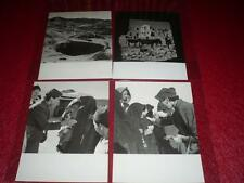 [JEANNE CLAUDE / CHRISTO ] TUNISIE GABES 1955 4 Photos Album Famille 9 GUILLEBON