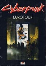 JDR RPG JEU DE ROLE / ORIFLAM CYBERPUNK EUROTOUR